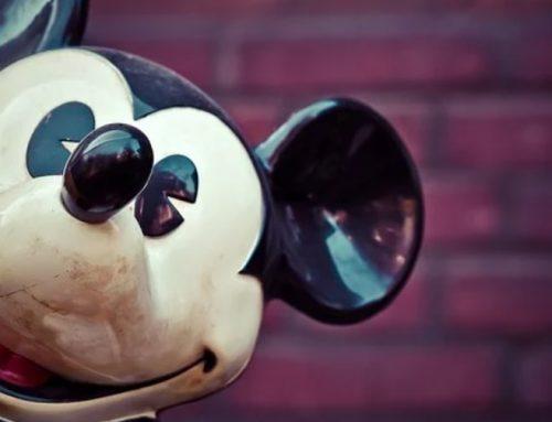 Disney in je werkkamer